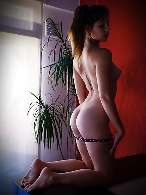 The Life Erotic  Ivonne A  Erotic, Ass, Pussy, Cute, Beautiful, Softcore, Striptease, Lingerie